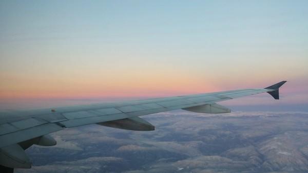 Sunsets in Arizona